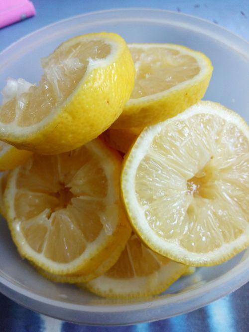 百香果柠檬蜂蜜酱的做法图解2
