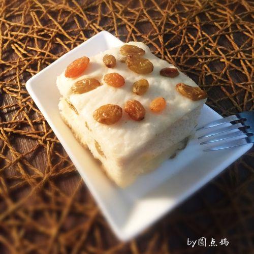 葡萄干燕麦发糕的做法图解10