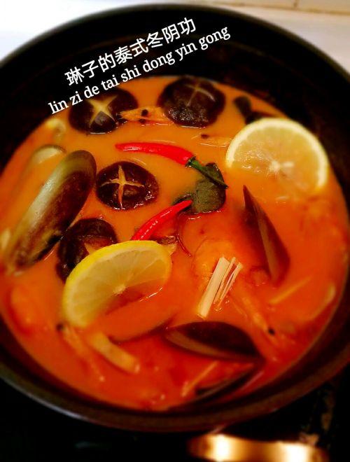 泰式冬阴功汤的做法图解6