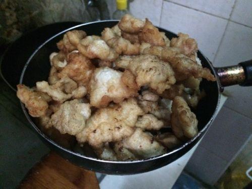 东北锅包肉的做法图解5