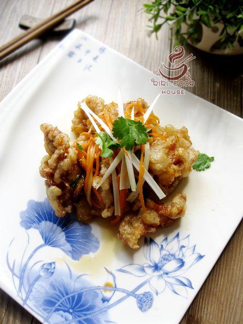 冰城(哈尔滨)美食锅包肉的做法图解10