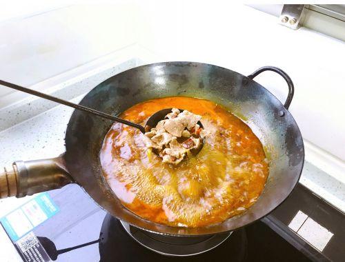 水煮牛肉的做法图解8