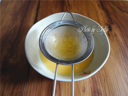 瑶柱嫩豆腐蒸水蛋的做法图解5