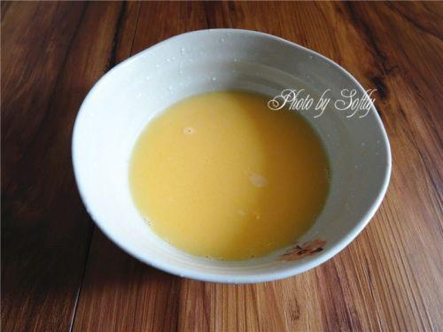 瑶柱嫩豆腐蒸水蛋的做法图解6