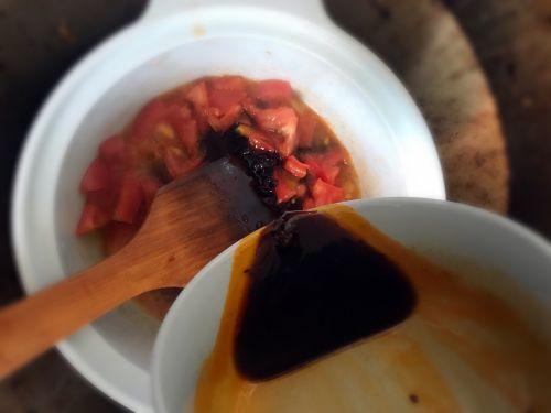 超简单酸辣土豆粉的做法图解4