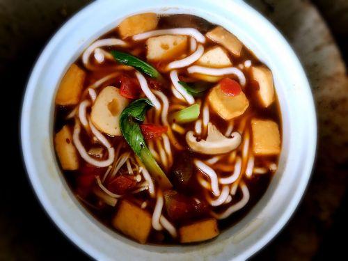 超简单酸辣土豆粉的做法图解7