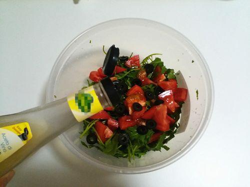 马苏里拉蔬菜沙拉的做法图解4