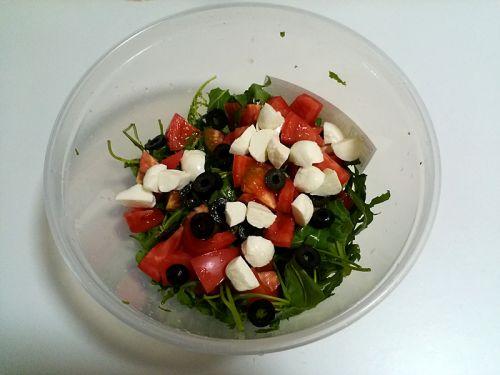 马苏里拉蔬菜沙拉的做法图解6