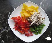 干锅素鸡翅的做法图解4