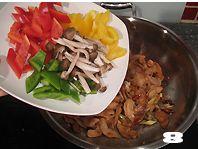 干锅素鸡翅的做法图解8