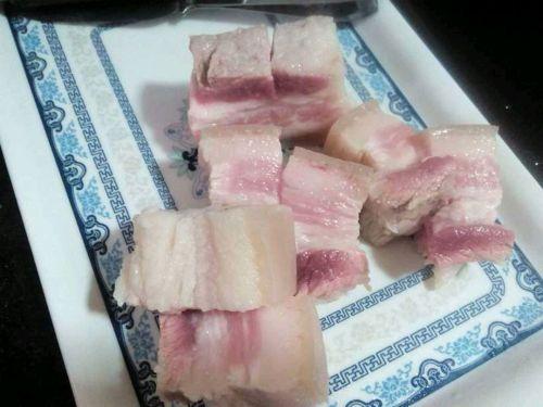 家常东坡肉的做法图解4
