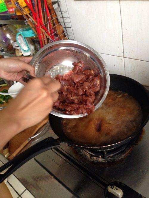 最简易的水煮肉片的做法图解5