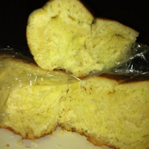 电饭煲椰蓉面包的做法图解2