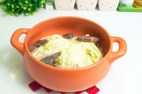 一品海鲜锅的做法图解3