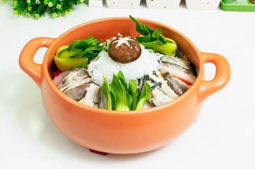 一品海鲜锅的做法图解4