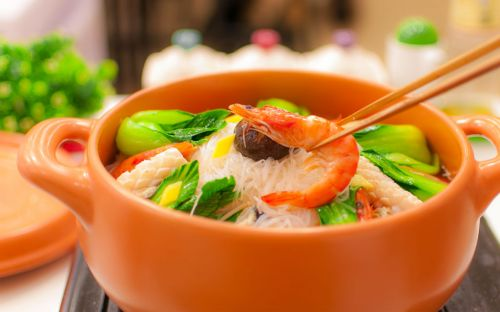 一品海鲜锅的做法图解5