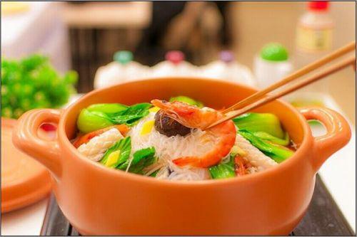 一品海鲜锅