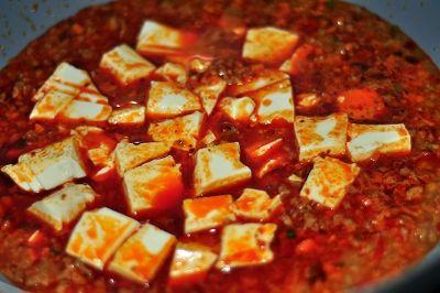 豆花牛肉烩饭的做法图解9