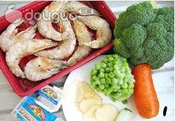 海陆鲜烩饭的做法图解1