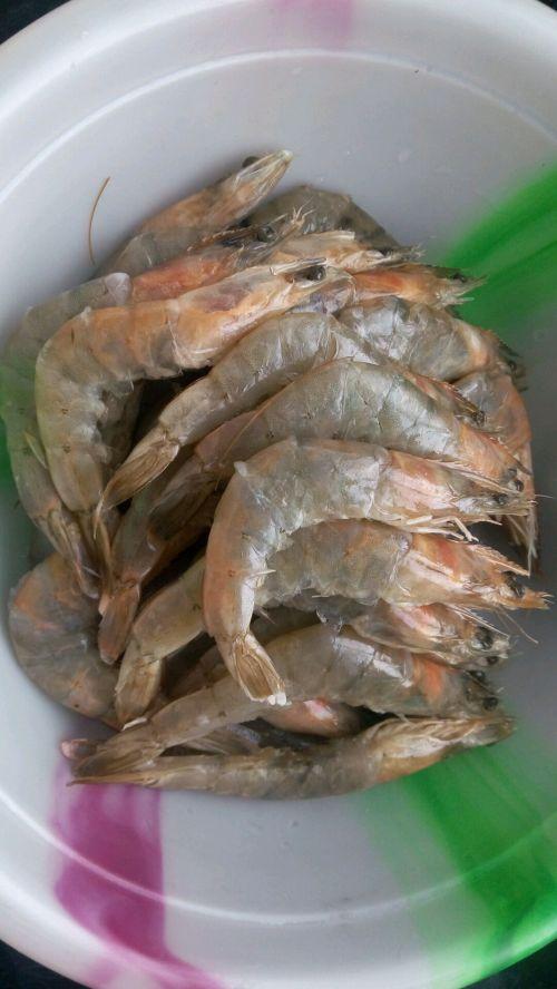 一虾三吃香辣虾的做法图解2