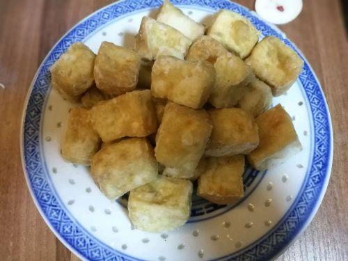 拔丝豆腐的做法图解8