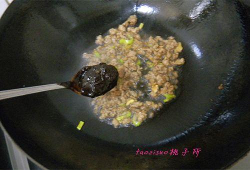 酱烧豆腐的做法图解5