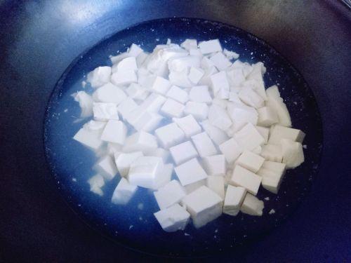 鸭血烩豆腐的做法图解5