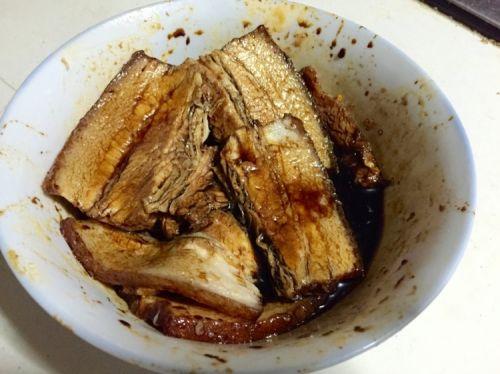 梅菜扣肉的做法图解6