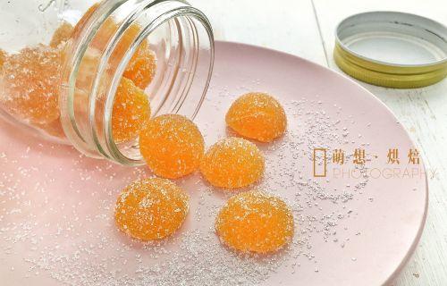 法式百香果果汁软糖的做法图解7