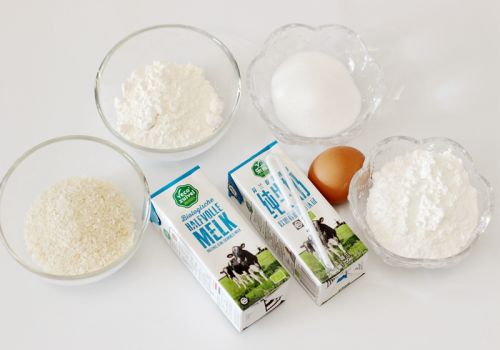 脆皮炸鲜奶的做法图解1
