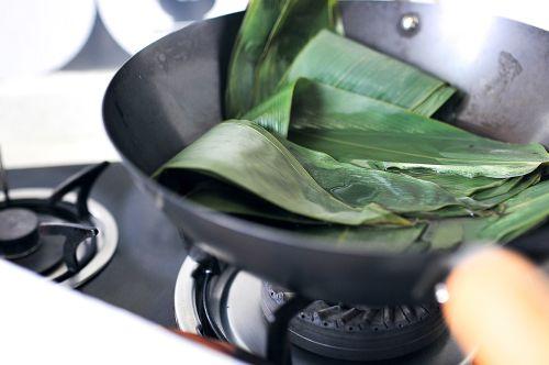 葱说叉烧粽的做法图解6