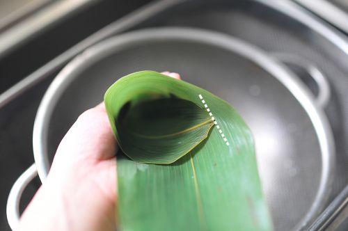 葱说叉烧粽的做法图解7