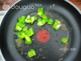 老油条酿嫩豆腐的做法图解11