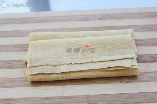 呛辣红油干豆腐丝儿的家常做法