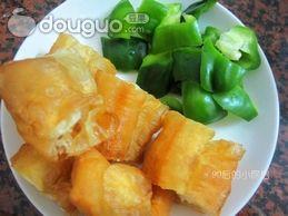 老油条酿嫩豆腐的家常做法