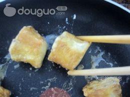 老油条酿嫩豆腐的做法图解9