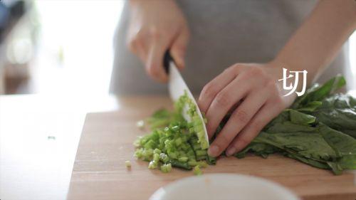 香蒜小番茄牛排卷的做法图解4