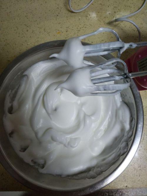 菠菜旋风蛋糕卷的做法图解6