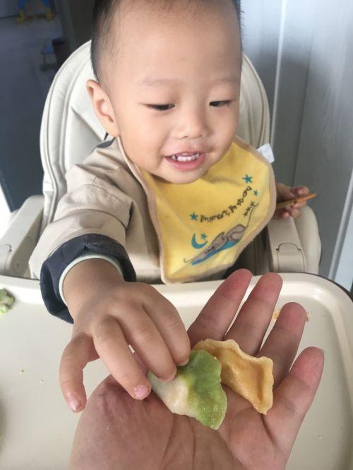 彩色小水饺的做法图解7