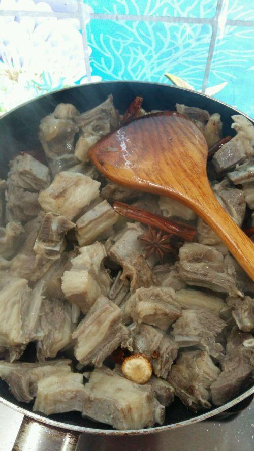 羊肉汤的做法图解6