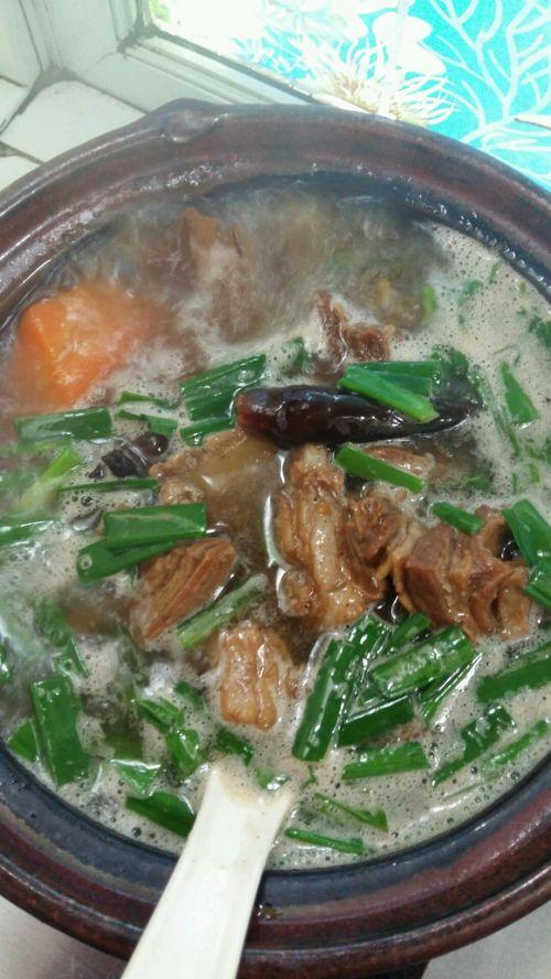 羊肉汤的做法图解8