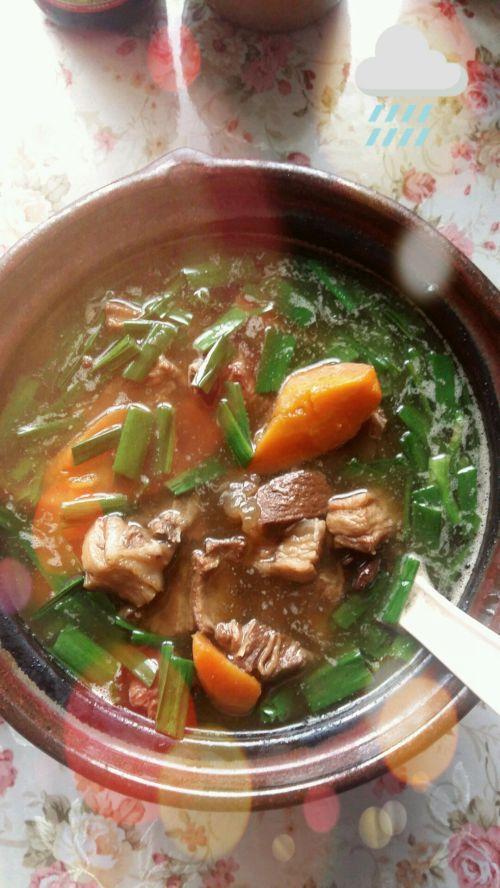 羊肉汤的做法图解9