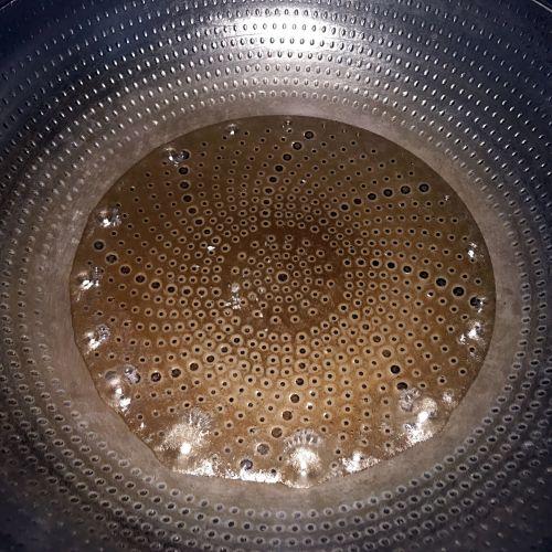 桂花酒酿鸡蛋羹的做法图解2
