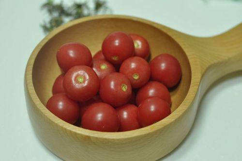 糖渍小番茄的做法图解1