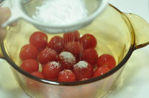 糖渍小番茄的做法图解6