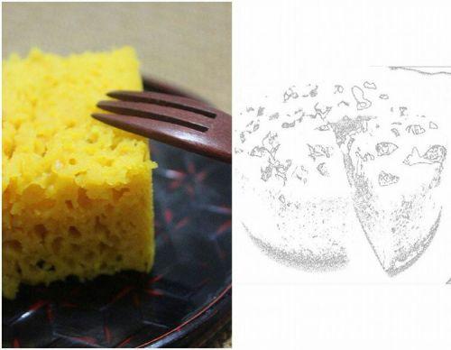 健康美味南瓜红枣发糕的做法图解4