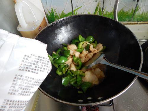 菜椒炒鱼片的做法图解14