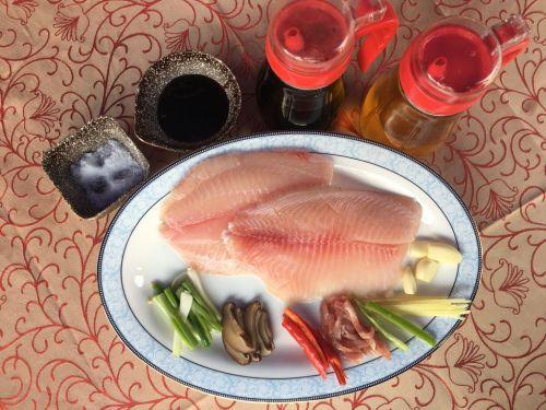 红烧鱼排的做法图解1