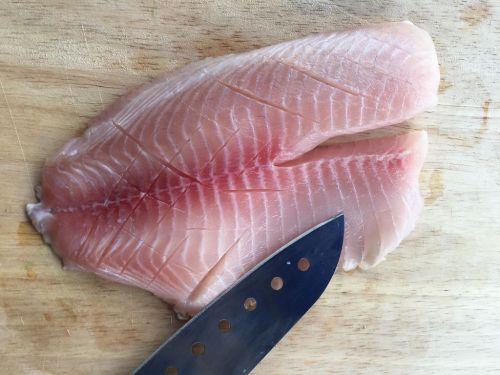 红烧鱼排的做法图解3
