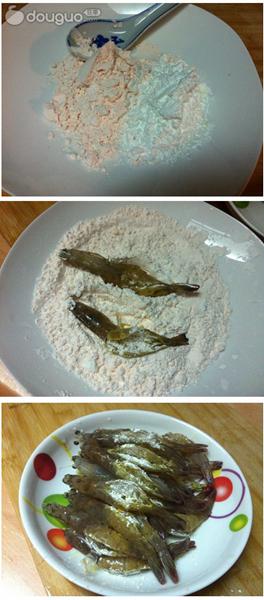 泰式甜辣虾的做法图解2